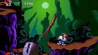 Earthworm Jim: Special Edition Part 1 - New Junk City