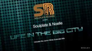 Soulplate & Noelle   Life In The Big City (PROMO)