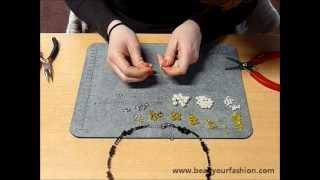 Sieraden maken - DIY Project 6: Een klassieke en chique ketting maken Thumbnail