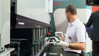 EuroBLECH 2014: The history of sheet metal working.