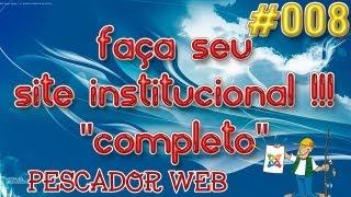 Site Institucional com Joomla 3.0 - #01