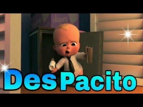 Despacito Disney Cartoons Song English