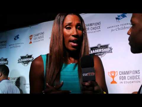 Interview with Lisa Leslie - YouTube