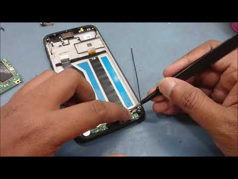 Moto G7 Power Display Change And Disassembly Guide