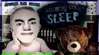Gambar cover BABY PETER & TEDDY ALEX EXPLORING THE CLOSET!! - Among The Sleep (Episode 1)