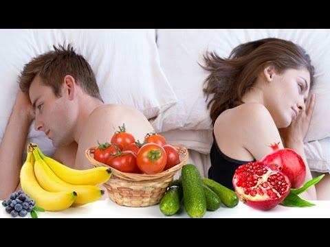 How to Increase Sex Power in Men by Food Natural