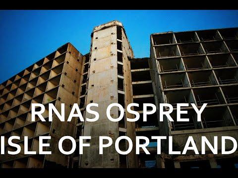 RNAS Osprey - Abandoned Naval Base - Isle of Portland, Dorset