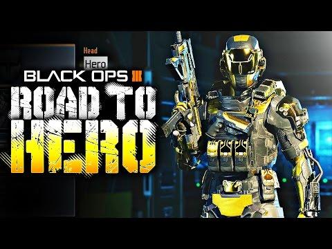 BO3: ROAD TO HERO (SPECTRE)