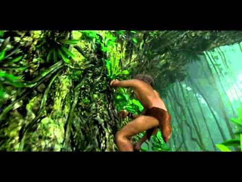 Trailer: Tarzan 3D (2013) HD