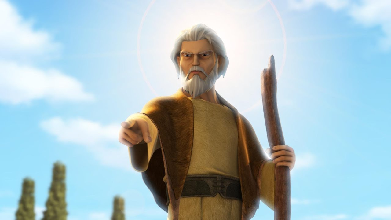 Download Superbook - Elijah and the Prophets of Baal - Season 2 Episode 13-Full Episode (HD Version)