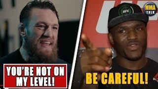 Conor McGregor WANTS Kamaru Usman title fight, Usman REACTS, Till predicts Conor vs Cerrone