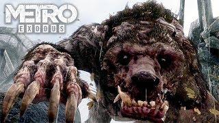 ЧМОШНЫЙ МЕДВЕДЬ ► Metro Exodus #13