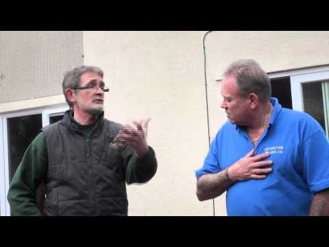 Domestic Electricity Demonstration Part 6 - Outside Electrical Fittings And Fish Pond Pumps