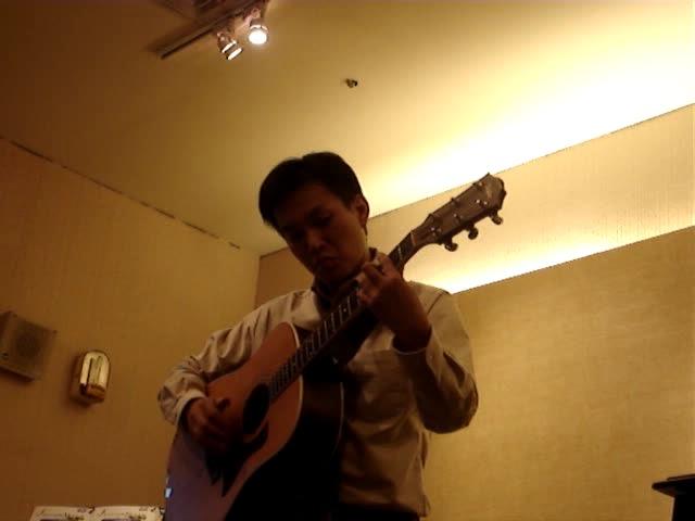 盧家宏吉他演奏  黃色聖誕