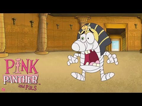 Big Nose Is A Mummy! | 56 Min Compilation | Pink Panther and Pals