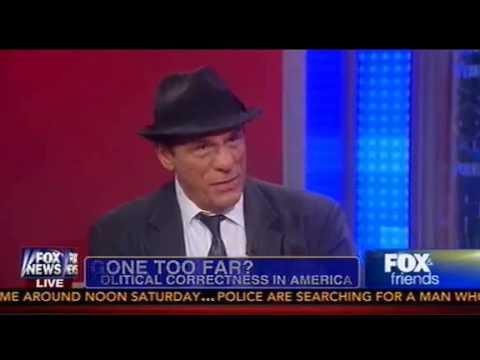 Conservative Actor Robert Davi on Fox & Friends on Political Correctness