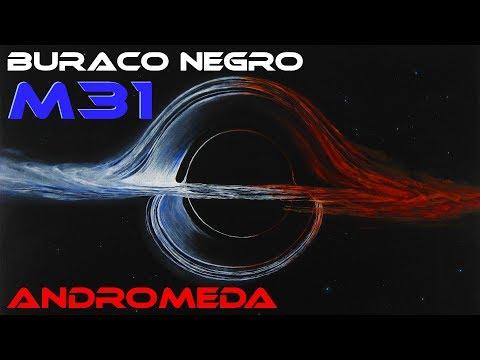 Buraco Negro M31! Andromeda Space Engine