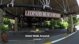 Leopard Beach Resort And Spa , Diani Beach, Kenya - Hotel Walk Around - October 2018