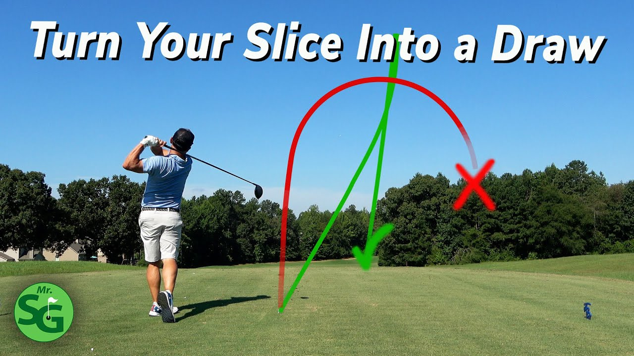How to Turn Your Slice into a Draw