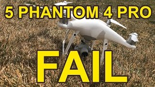 5 Things I hate About My DJI Phantom 4 Pro - watch before you buy