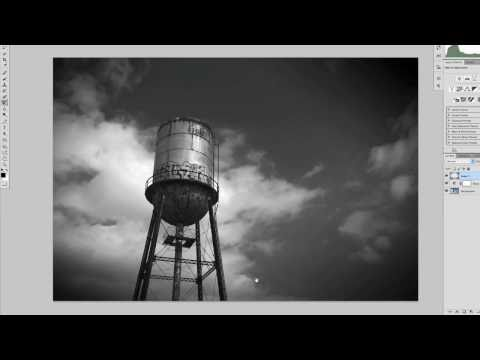 Black and White Conversion in Digital Photography