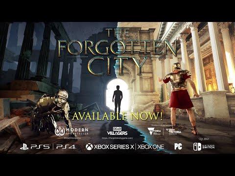 The Forgotten City - Launch Trailer