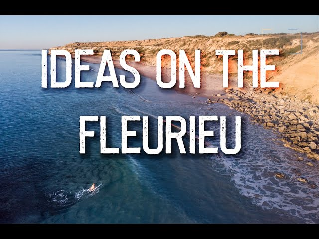 Ideas on the Fleurieu Promotional Video