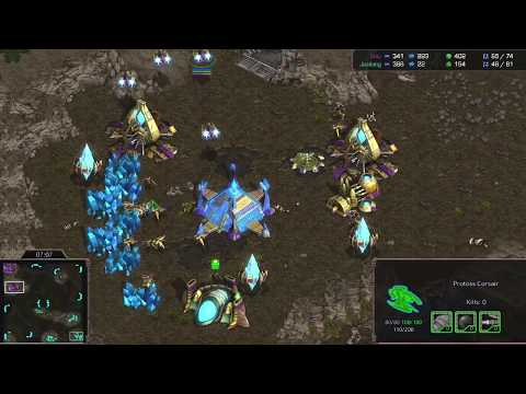 Ultimate Title Fight: Bisu vs. Jaedong PvZ – StarCraft Remastered