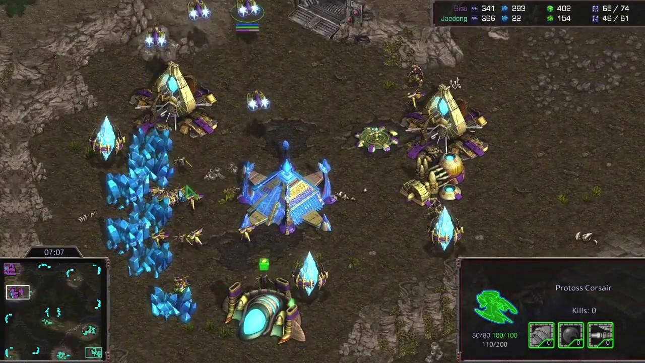 Download Ultimate Title Fight: Bisu vs. Jaedong PvZ – StarCraft Remastered