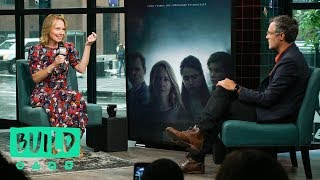 "Amy Ryan Talks About The Movie, ""Strange but True"""