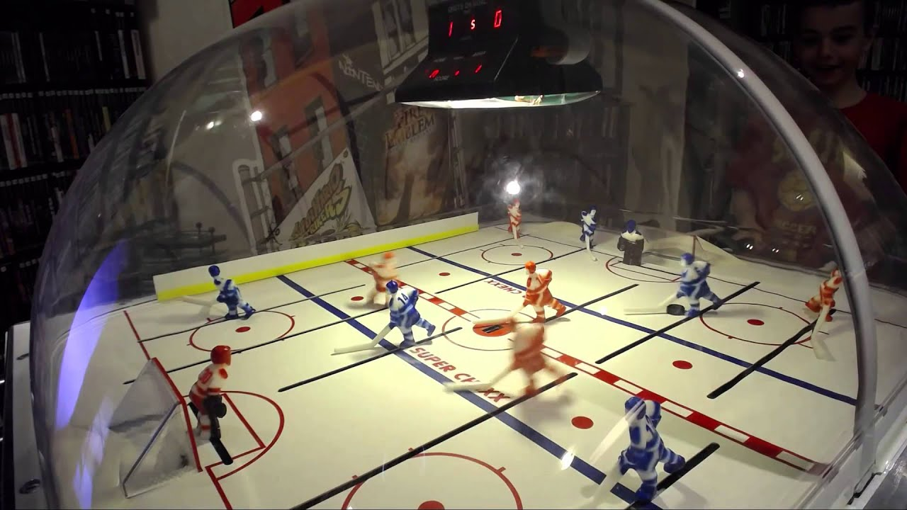 Super Chexx Bubble Hockey - Livestream Gameplay - YouTube