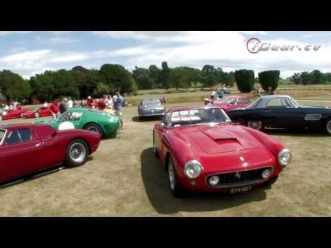 Ferrari Owners Club - Concours event