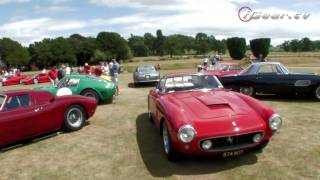 Ferrari Owners Club - Concours event