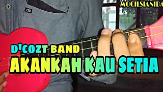 [2.85 MB] D'COZT BAND - AKANKAH KAU SETIA COVER KENTRUNG BY MOCIL'SIANIDA