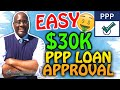 PPP Loans 2021 5 Best SBA Loan Lender To Get $30k PPP Loan Approved.