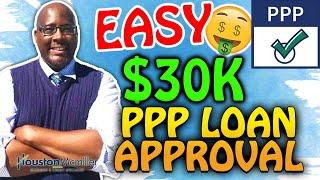 PPP Loans 2021   5 Best SBA Loan Lender To Get $30k PPP Loan Approved.