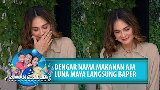 Download Video Sama Nama Kue Aja LUNA MAYA BAPER HUHU - Rumah Seleb (17/7) PART 2 MP3 3GP MP4