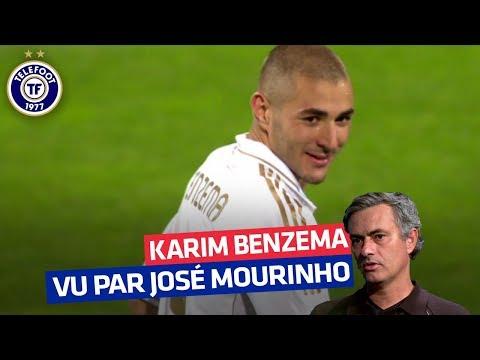 """Mourinho : """"Benzema est un vrai joueur de niveau Real Madrid"""""""