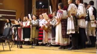 Concert de colinde la Filarmonica Banatul din Timisoara, 11 decembrie 2013