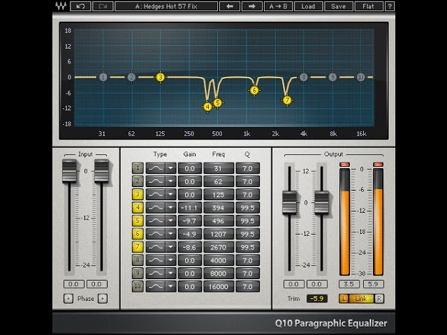 Waves Q10 Paragraphic Equalizer 5 Affordable Eq S Pt 1 Waves Plugin Wednesday Youtube