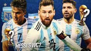 HOW LIONEL MESSI CAN WIN ARGENTINA THE 2018 WORLD CUP