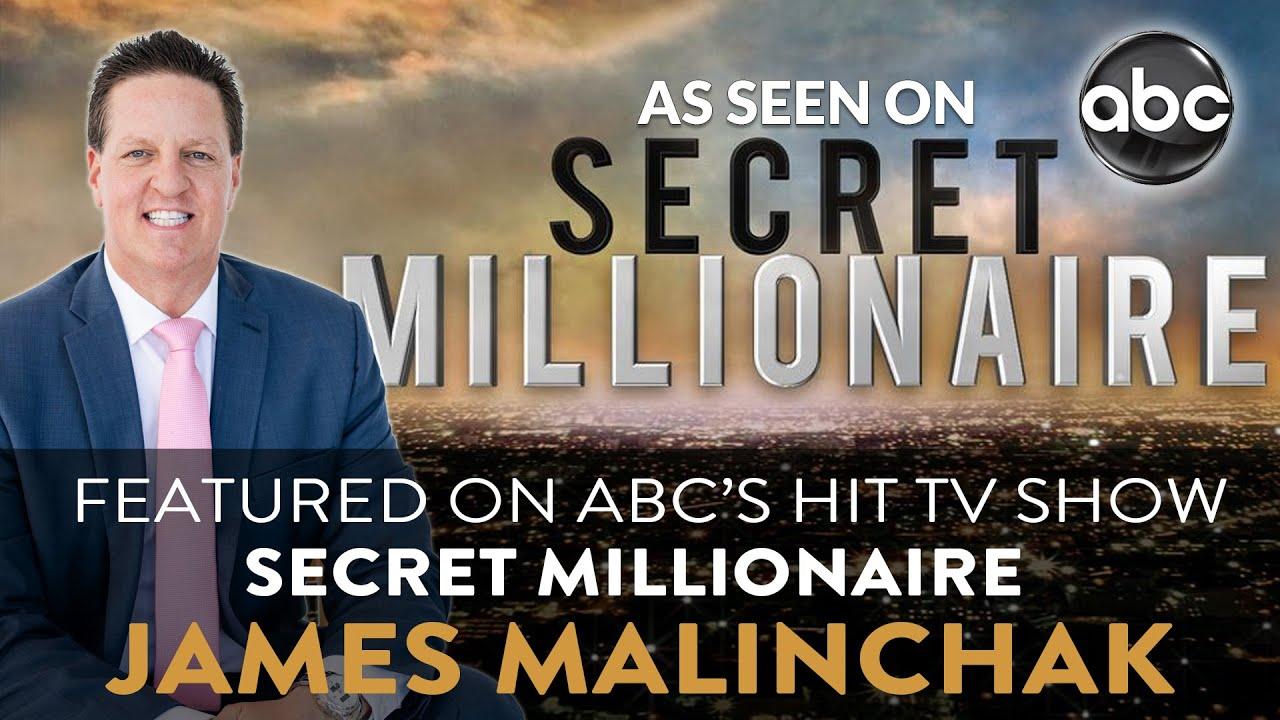 Secret Millionaire Trailer with James Malinchak - YouTube