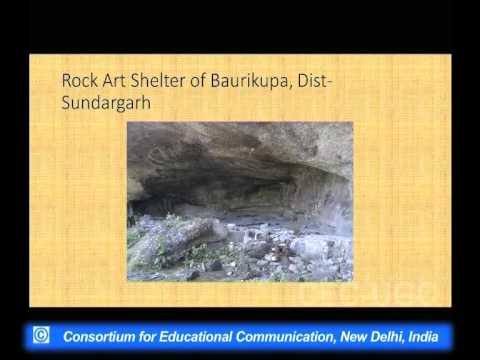 Beginings of Indian Art : Prehistoric Art