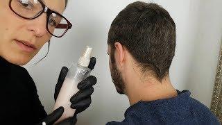ASMR Skin, Ear & Scalp Care Treatment