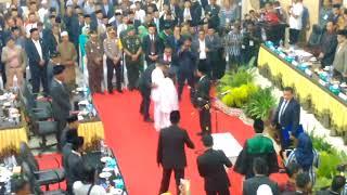Detik-detik Pelantikan Bupati Aceh Barat Daya Masa Jabatan Tahun 2017-2022,