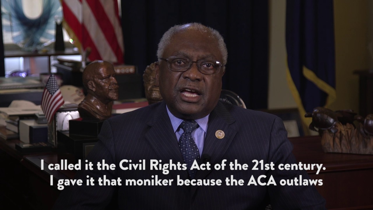 Democratic Weekly Address: Assistant Leader James E. Clyburn (SC)