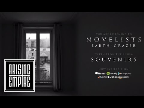 NOVELISTS - Inanimate - Taken from 'Souvenirs' (OFFICIAL ALBUM STREAM)