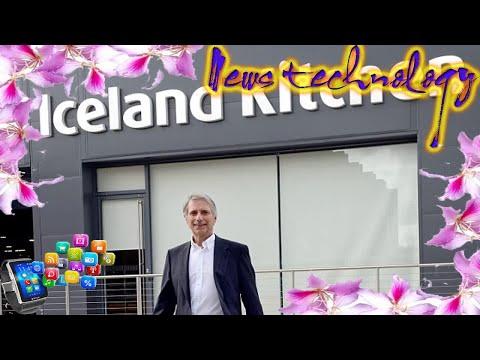 News Techcology -  The upward trajectory of Iceland founder Malcolm Walker