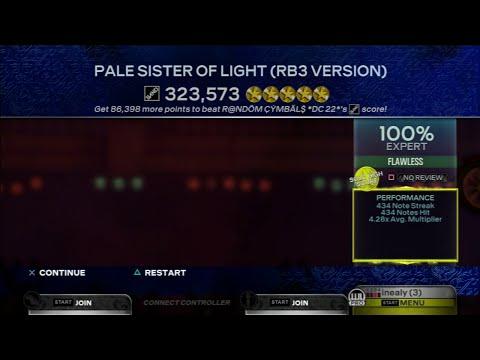 Pale Sister of Light by Free Spirit - X Pro Keys FC