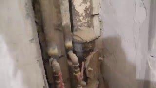 Экран за люком, для порнографичных канализационных труб(В этом видео показано как облагородить сантехническое пространство т.е. место где монтированы трубы канал..., 2016-04-28T06:19:40.000Z)